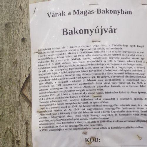 Nagy Mariann képei - Bakonyújvár
