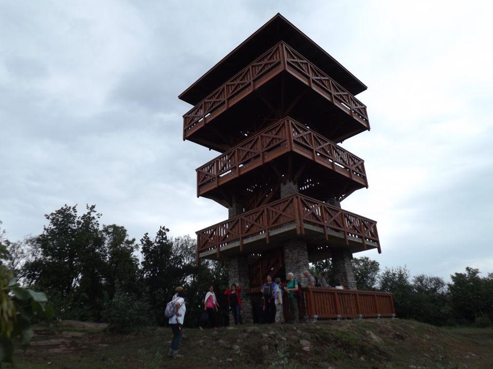 Őrtorony kilátó az Apáti hegyen - Szabó Lilla képe